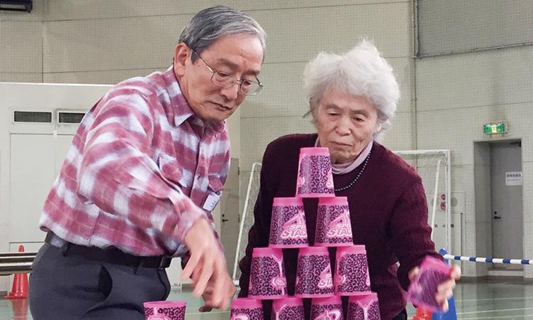 高齢者施設への導入